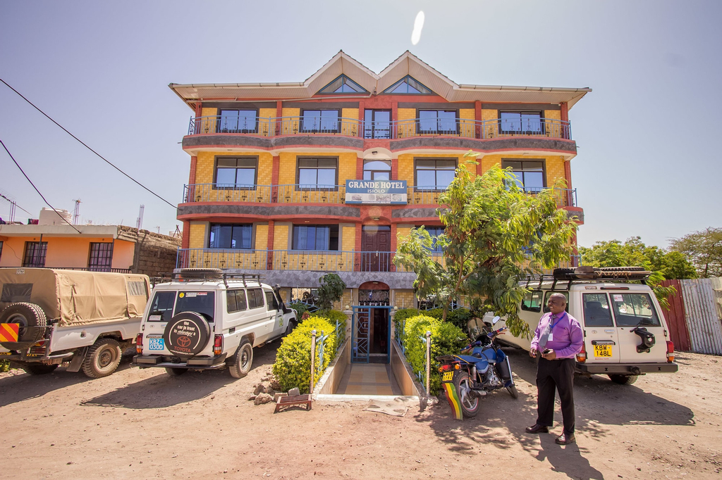 Grande Hotel, Isiolo North