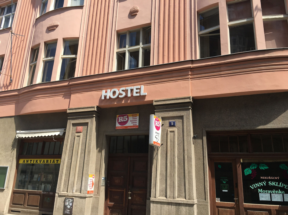 Hostel Rosemary, Praha 1