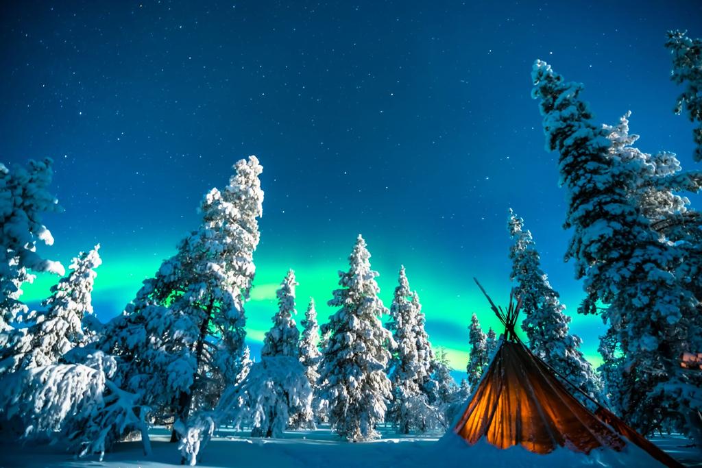 Northern Lights Village Saariselkä, Lapland