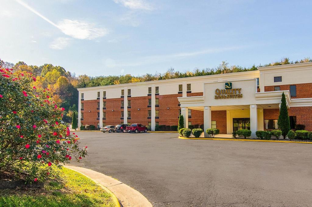 Quality Inn & Suites Lexington near I-64 and I-81, Rockbridge