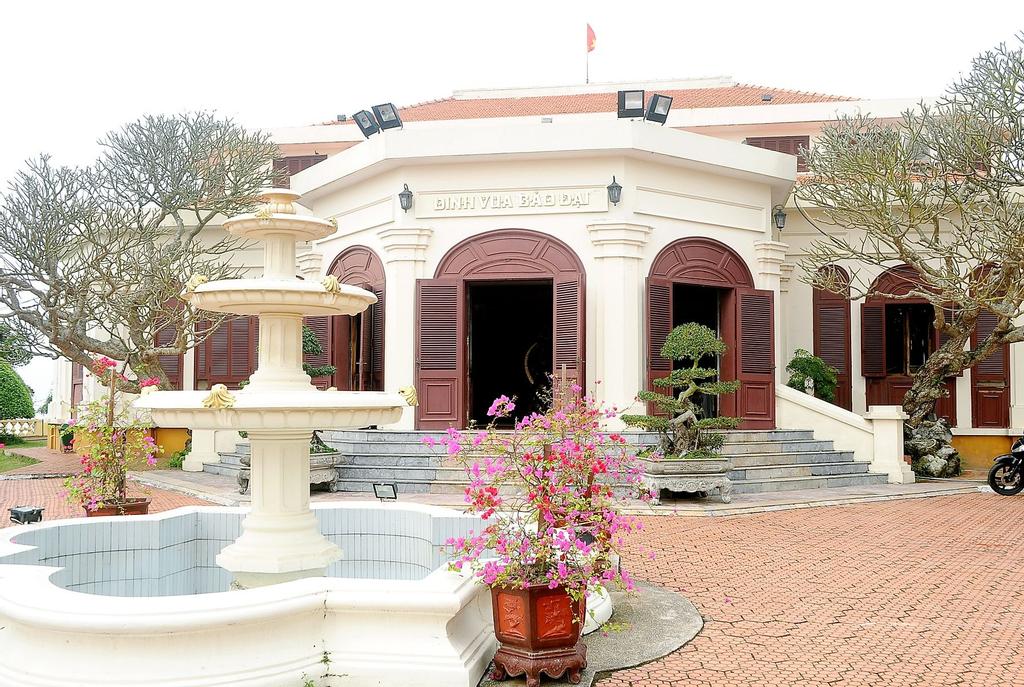 Villa of Bao Dai King, Đồ Sơn