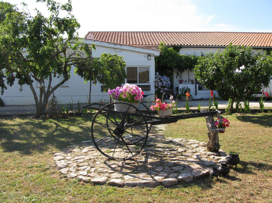 El Condado Casa Rural, Almeida
