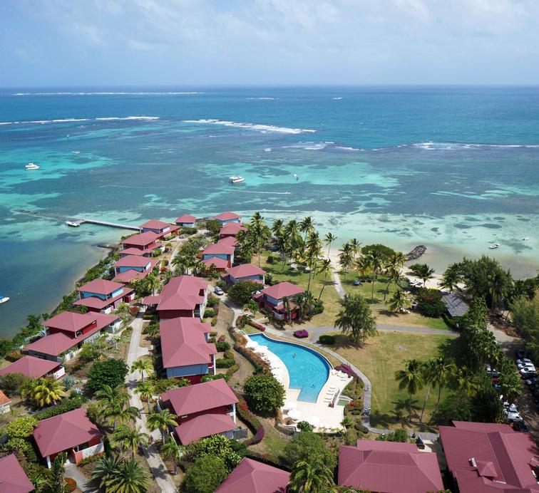 Le Cap Est Lagoon Resort & Spa, Le Vauclin