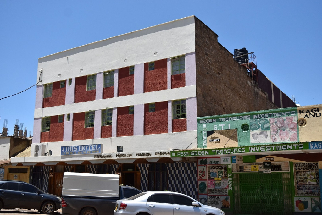 Ibis Hotel Nanyuki, Kieni
