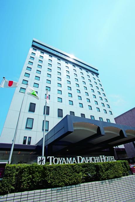 Toyama Dai-ichi Hotel, Toyama