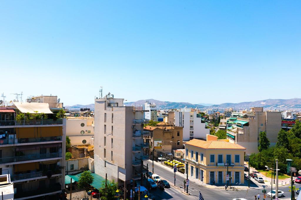 Acropolis Plaza Smart Hotel and Spa, Attica