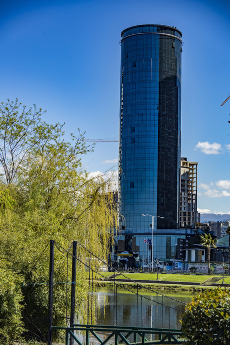Sky Tower, Batumi