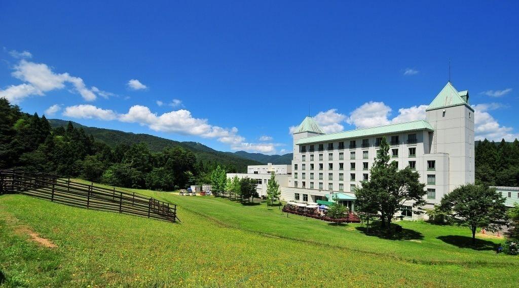BLUE RIDGE HOTEL, Toyooka