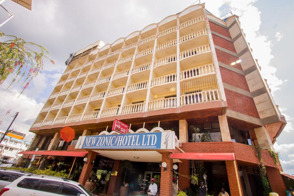New Zonic Hotel, Nyaribari Chache