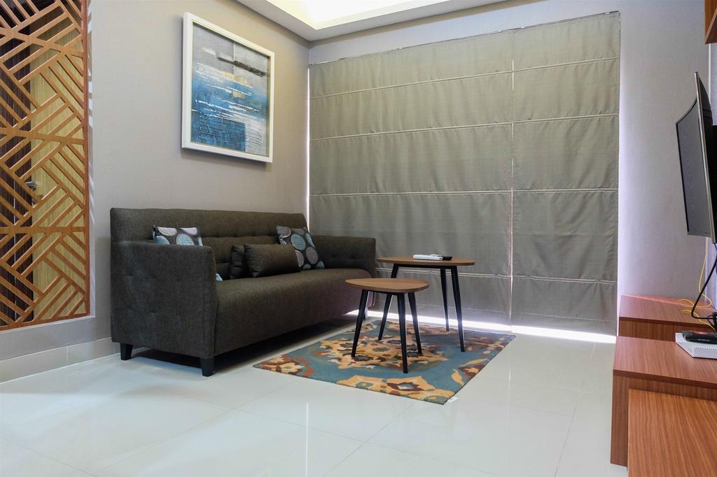 Comfortable 2BR @The Oasis Apartment, Cikarang