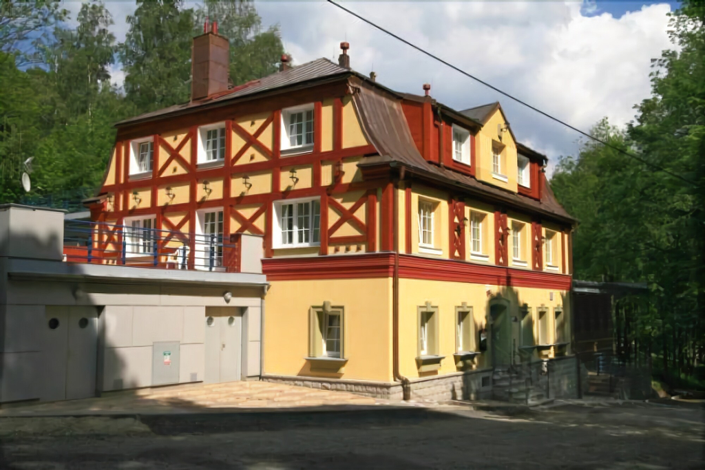 Spa Resort Libverda - Hotel Lesní Zátiší, Liberec