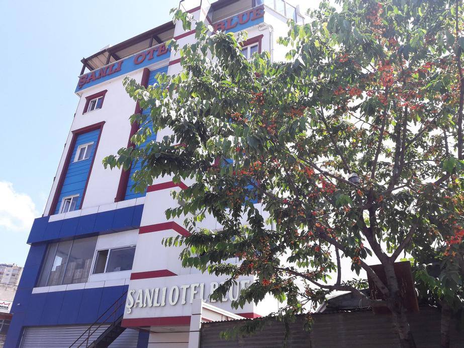 Sanli Hotel Blue, Merkez