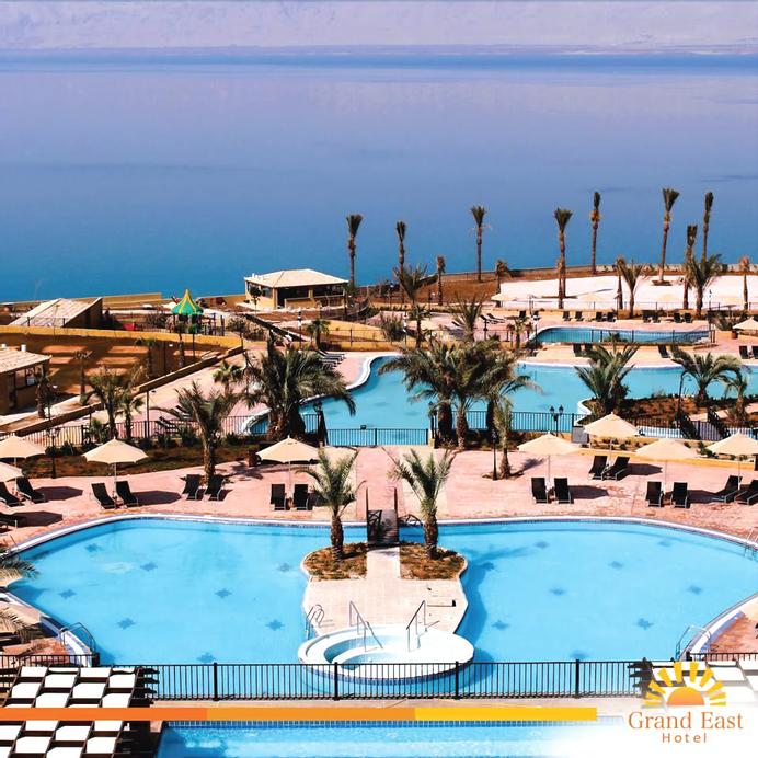 Grand East Hotel - Resort & Spa Dead Sea, Shooneh Janoobiyyeh