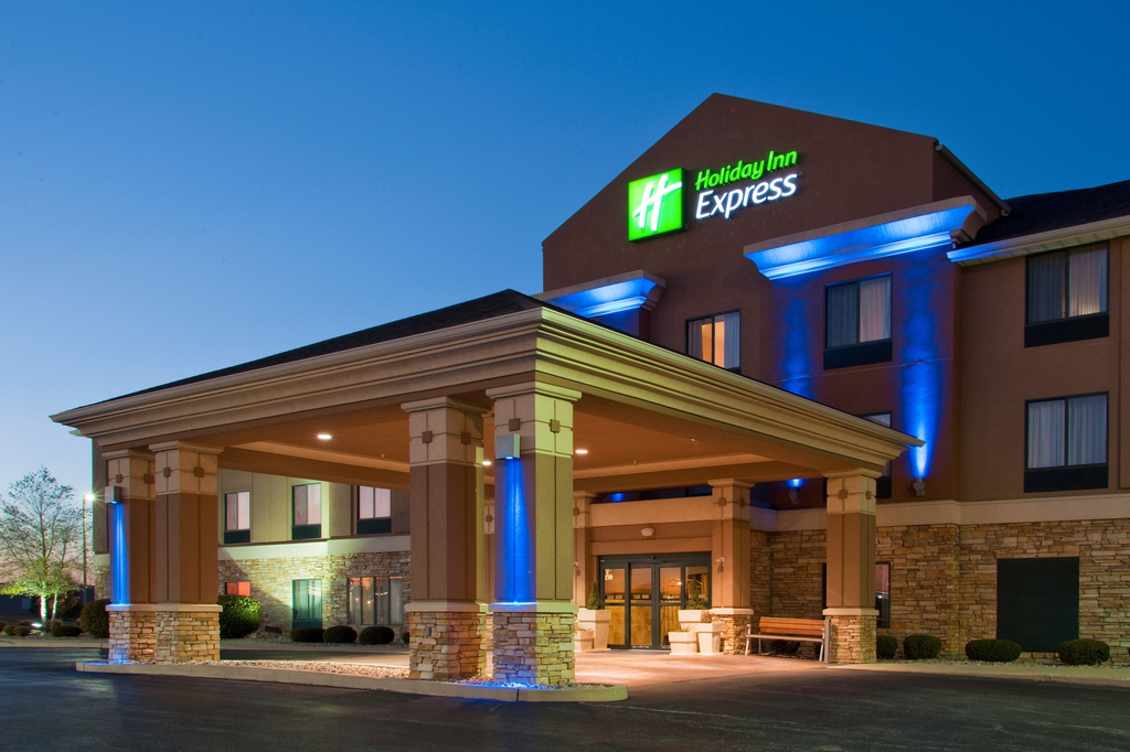 Holiday Inn Express Gas City, Grant