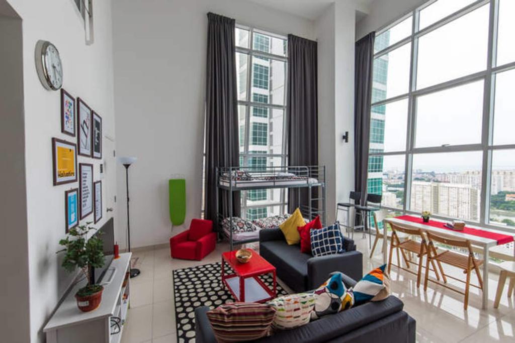 Urban Suite at Maritime Suite, Pulau Penang