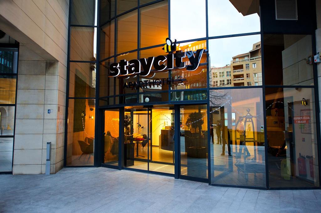 Staycity Aparthotels Centre Vieux Port, Bouches-du-Rhône