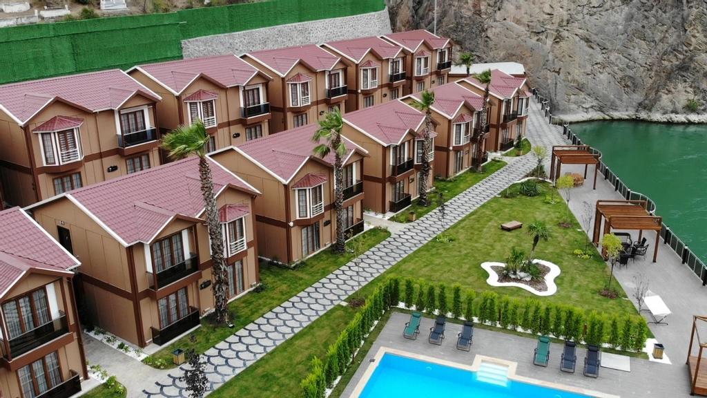 Villa Da Butik Otel, Merkez