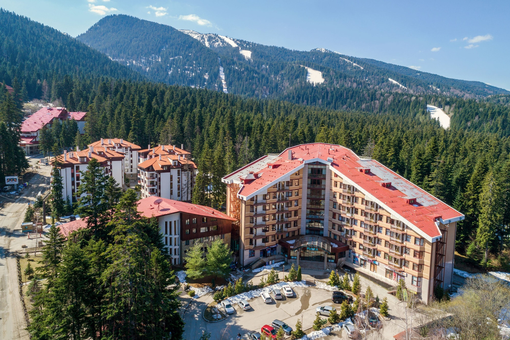 Flora hotel apartments, Samokov