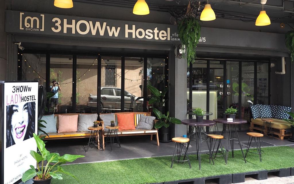 3HOWw Hostel Khaosan, Phra Nakhon