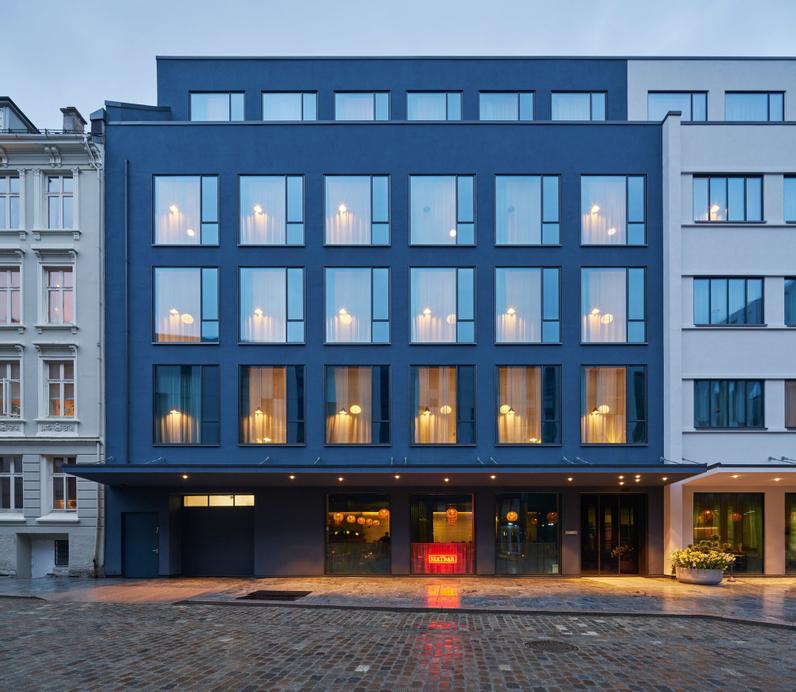Zander K Hotel, Bergen