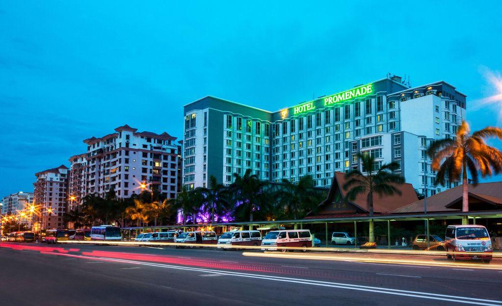 Promenade Hotel Kota Kinabalu, Kota Kinabalu