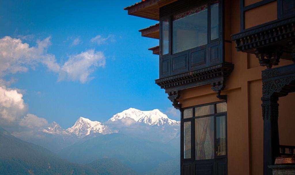 The Chumbi Mountain Retreat Resort & Spa, West Sikkim