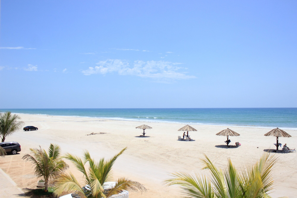Beach Resort - Salalah, Salalah