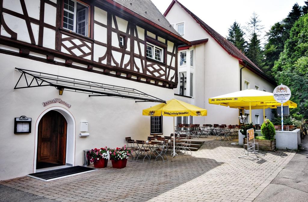 Hotel-gasthof Neumühle, Sigmaringen