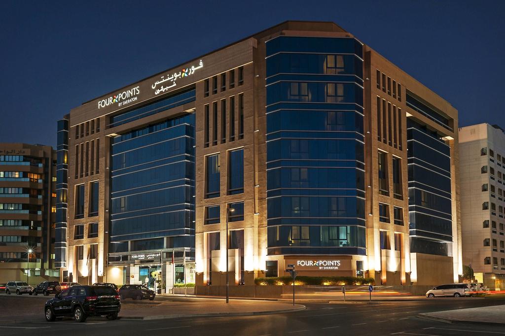 Four Points by Sheraton Downtown Dubai,