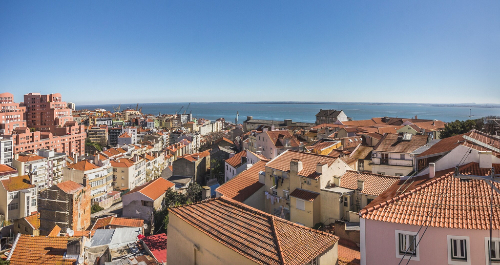 Graça Amazing River Views, Lisboa