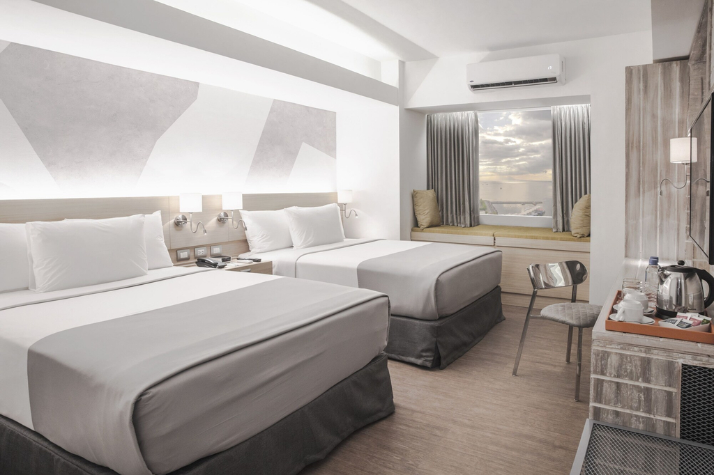 TRYP by Wyndham Mall of Asia Manila, Pasay City