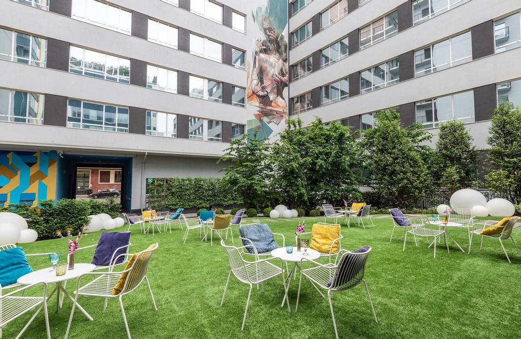 NYX Hotel Milan by Leonardo Hotels, Milano