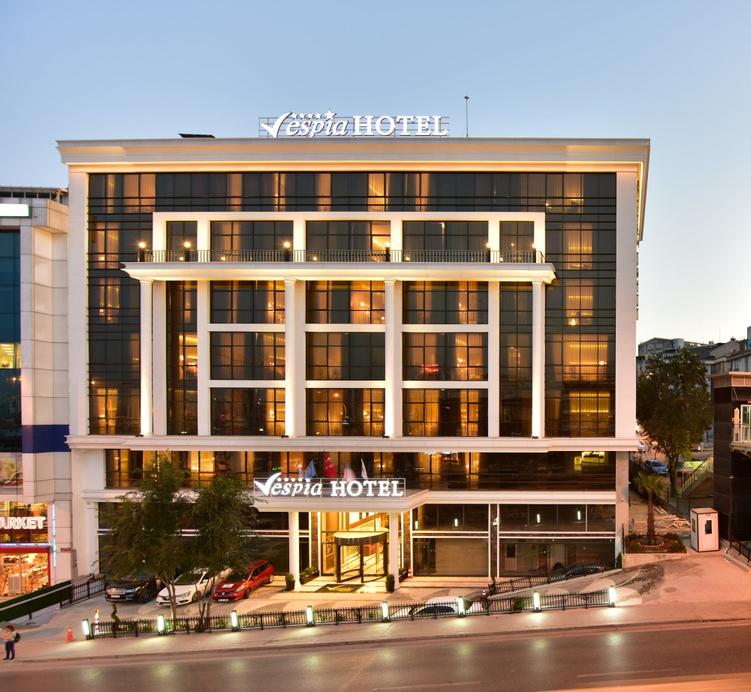 Vespia Hotel, Beylikduzu
