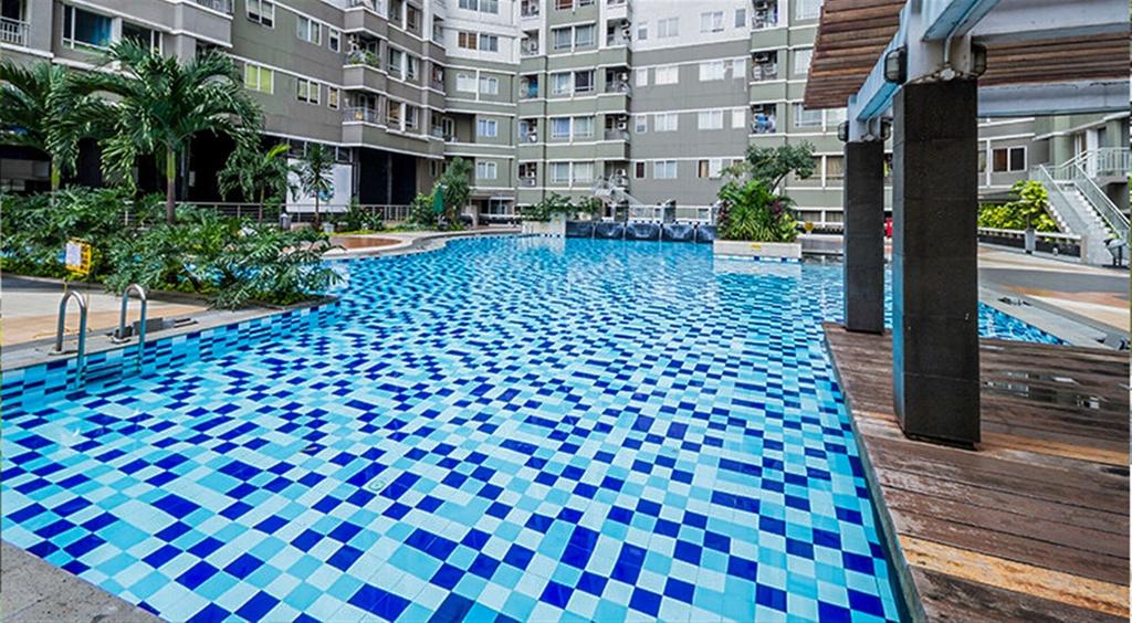 Cozy 2BR Sudirman Park Apartment, Jakarta Pusat