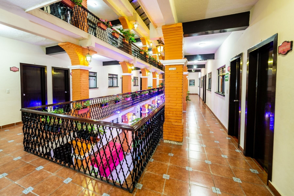 Hotel Del Carmen, Tuxtla Gutiérrez