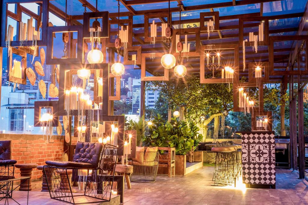Art Hotel Medellín, Medellín