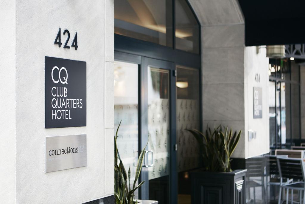 Club Quarters Hotel in San Francisco, San Francisco