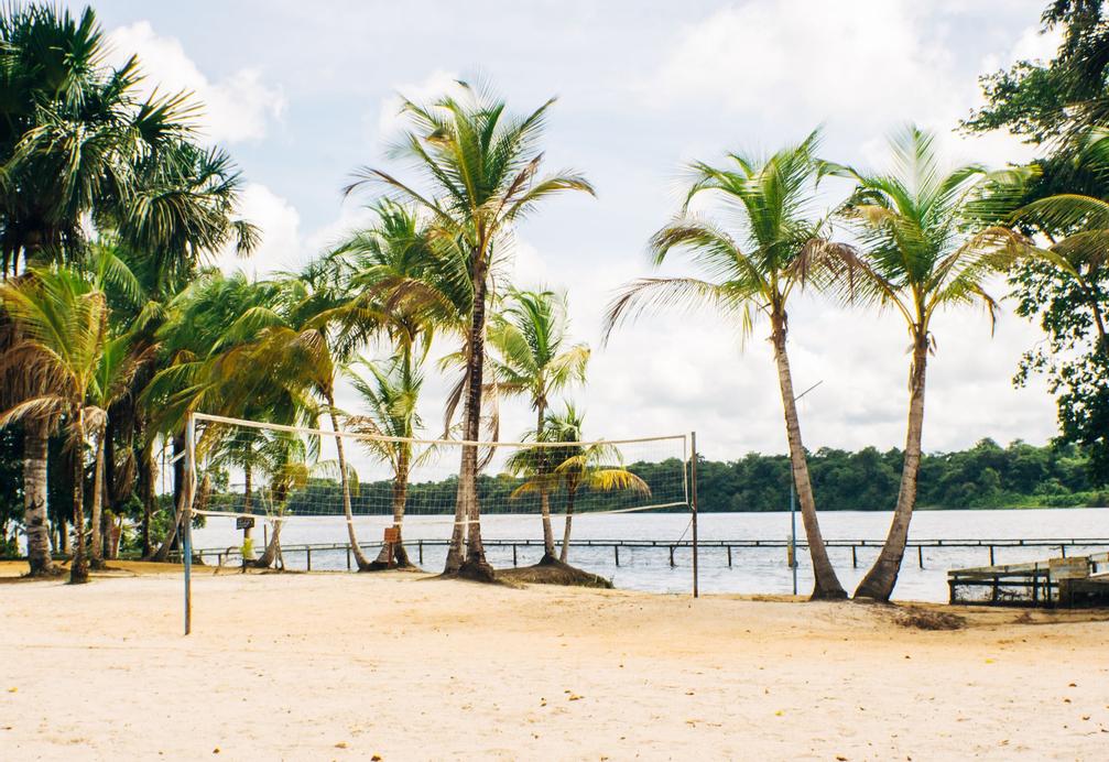 Overbridge River Resort, Oost