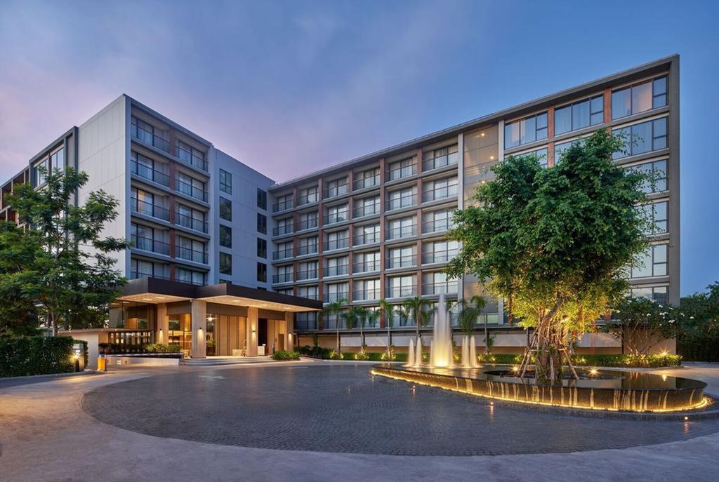 The Park Nine Hotel and Serviced Residence - Suvarnabhumi, Bang Plee