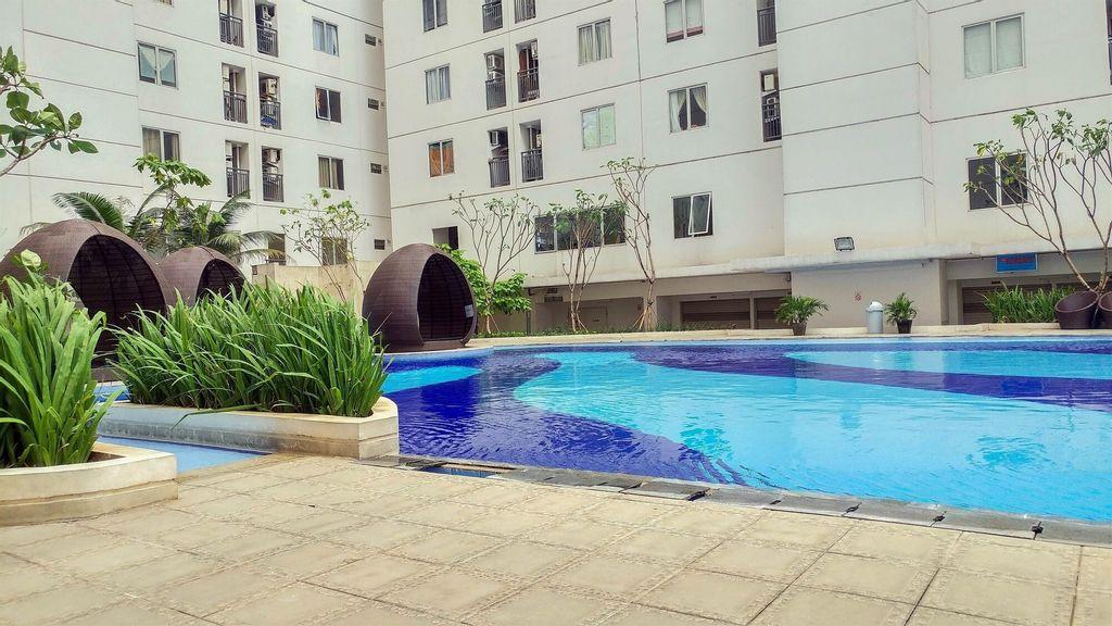Comfy 2BR Bassura City Apartment Near Bassura Mall, East Jakarta