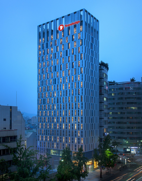 Travelodge Dongdaemun Hotel, Jung