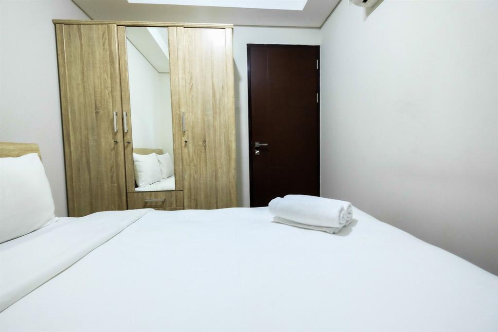 1BR Sky Terrace Lagoon Condo Apartment near Daan Mogot Mall, Jakarta Barat
