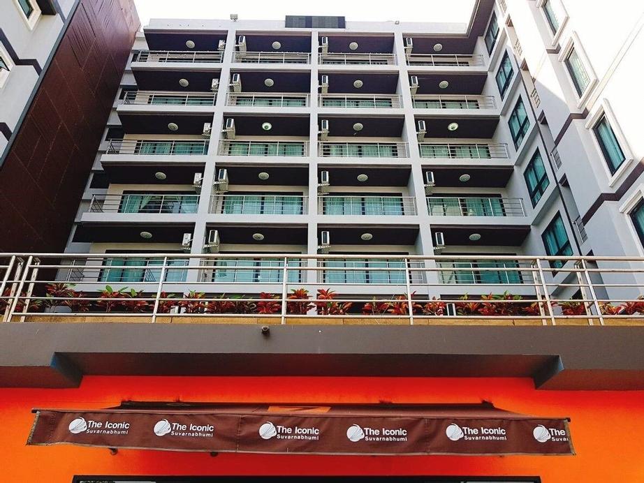 The Iconic Suvarnbhumi Hotel By Andacura, Bang Bo