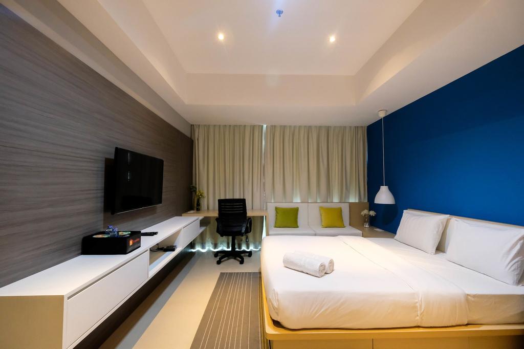 Modern Studio Apartment at U Residence, Tangerang