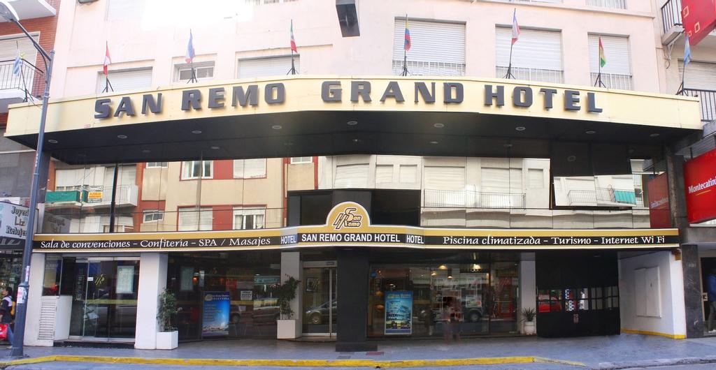 San Remo Grand Hotel, General Pueyrredón