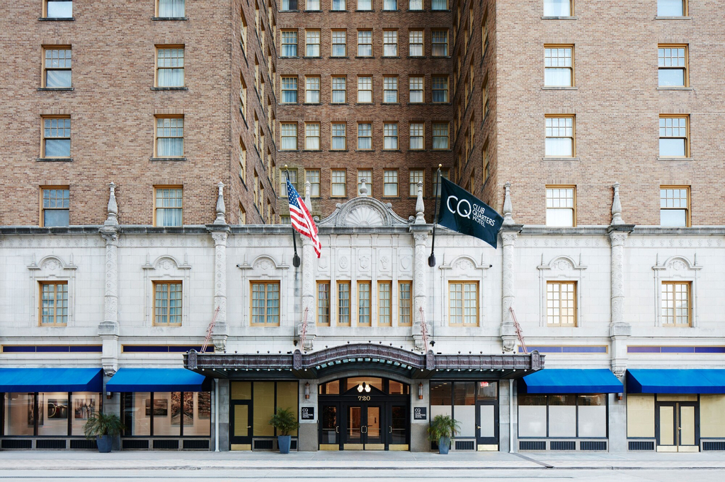 Club Quarters Hotel in Houston, Harris