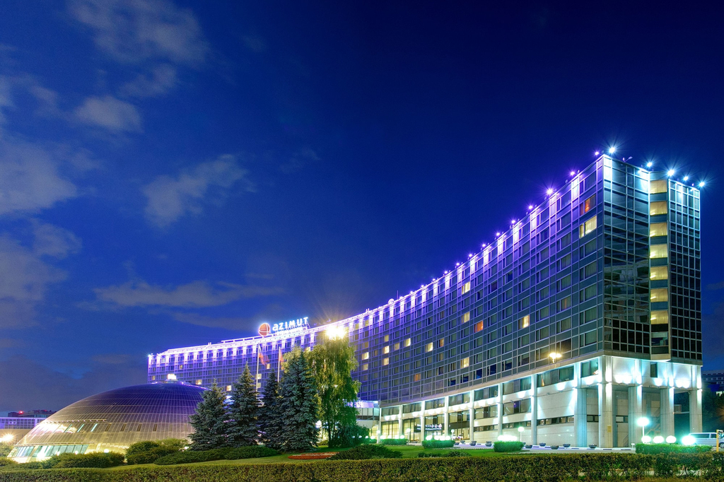 AZIMUT Hotel Olympic Moscow, North-Eastern