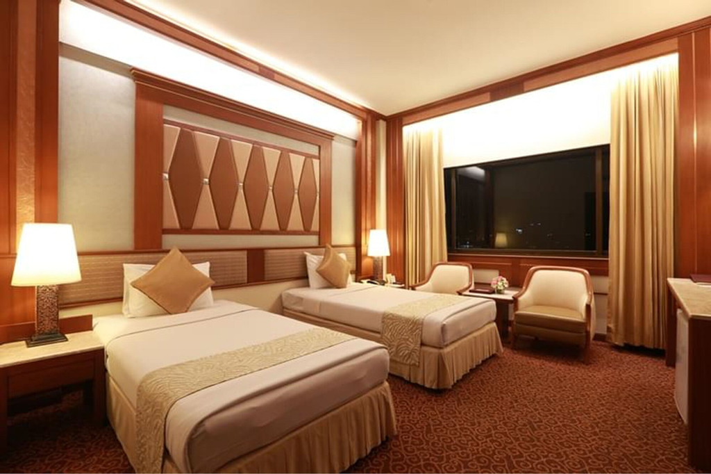 Asia Hotel Bangkok, Ratchathewi