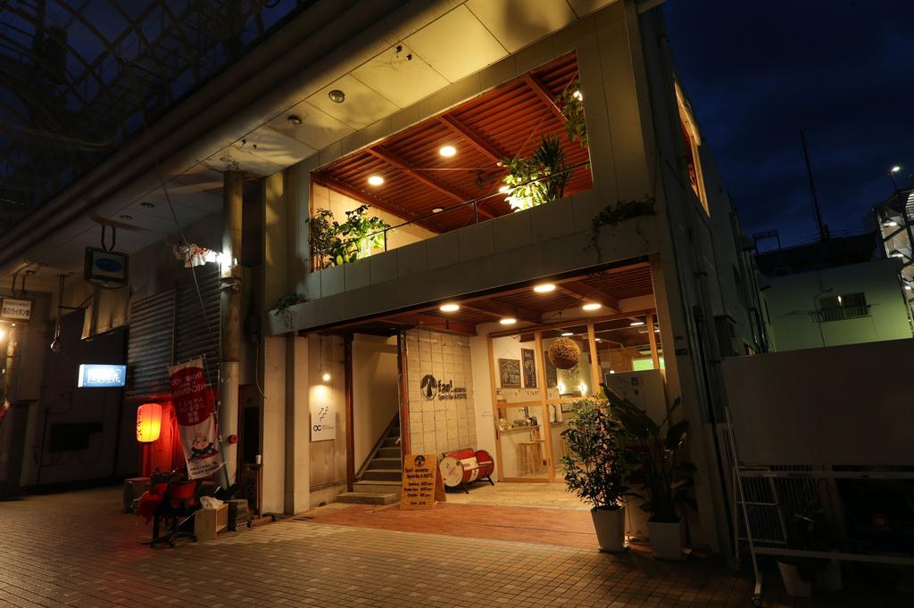 fan ABURATSU Sports Bar & Hostel, Nichinan