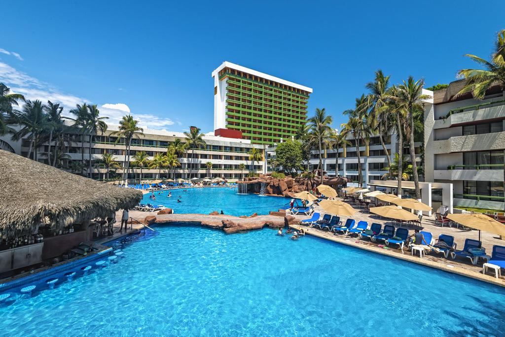 El Cid Castilla Beach Hotel, Mazatlán